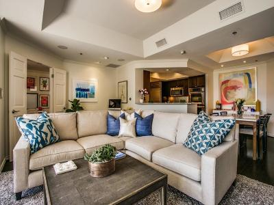 Dallas TX Condo Active Option Contract: $419,000
