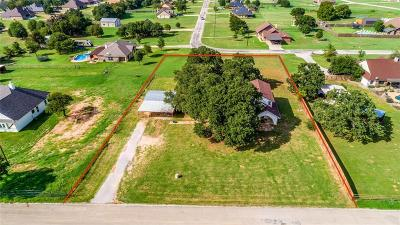 Brock Single Family Home Active Option Contract: 806 Grindstone Road