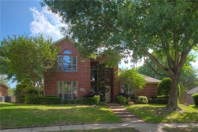 Plano Single Family Home For Sale: 4568 Huntwick Drive