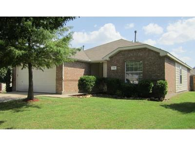 Forney Single Family Home For Sale: 1111 Cumberland Drive