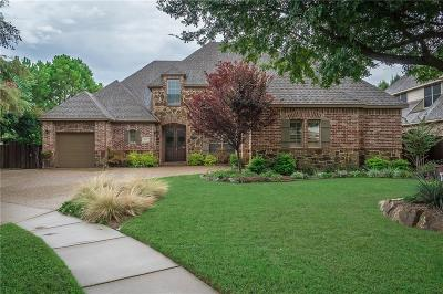 Allen Single Family Home For Sale: 615 Wills Point Drive