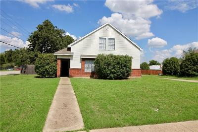 Dallas Single Family Home For Sale: 10203 Glen Vista Drive