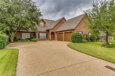 Fort Worth Single Family Home For Sale: 7024 Brierhill Court