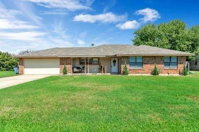 Krugerville TX Single Family Home For Sale: $220,000