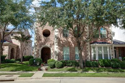 Lewisville Townhouse For Sale: 521 Legends Drive