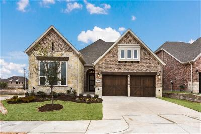 McKinney Single Family Home For Sale: 5801 The Esplanade