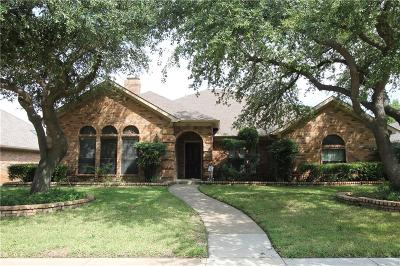 Plano Single Family Home For Sale: 1521 Sacramento Terrace