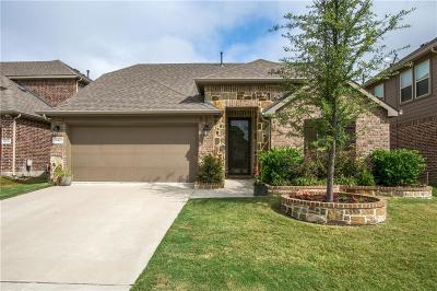 McKinney Single Family Home For Sale: 10412 Musketball Place