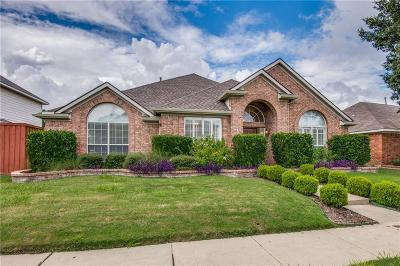 McKinney Single Family Home For Sale: 5008 Highlands Drive