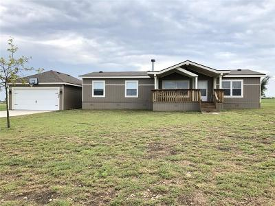 Rhome TX Single Family Home For Sale: $179,900