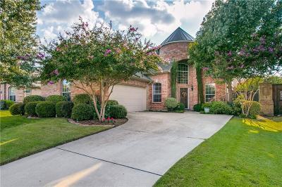 McKinney Single Family Home For Sale: 3500 Amanda Way