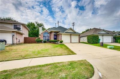 Lewisville Single Family Home For Sale: 1358 Daffodil Lane
