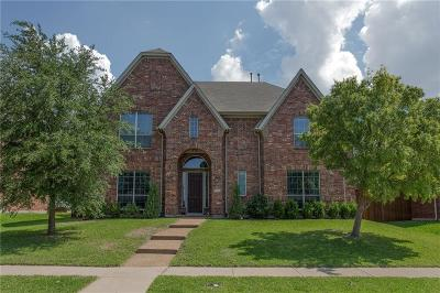 Frisco Single Family Home For Sale: 7956 Peacock Lane