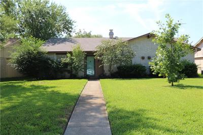 Mesquite Single Family Home For Sale: 210 Longshadow Lane
