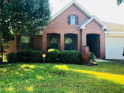 Mansfield Single Family Home For Sale: 1208 Thicket Drive
