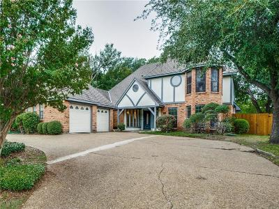 Garland Single Family Home For Sale: 2905 Apple Valley Drive