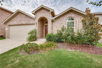 Mckinney Single Family Home Active Option Contract: 609 Osage Drive
