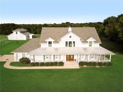 Corsicana Single Family Home Active Contingent: 562 Grandview Drive