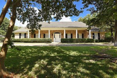 Denton Single Family Home For Sale: 2107 Stonegate Drive