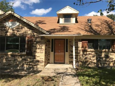 Hurst Single Family Home For Sale: 1040 Black Street