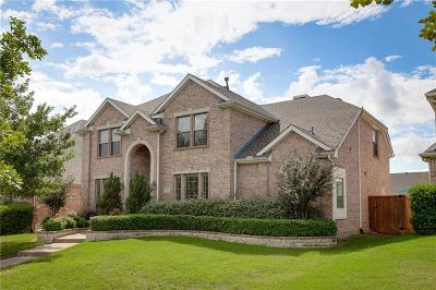 Lewisville Single Family Home For Sale: 910 Stone Circle Lane