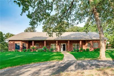 Athens Single Family Home For Sale: 7610 Fm 1616