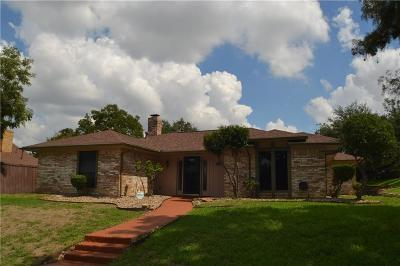Carrollton Single Family Home For Sale: 1327 Stonewood Drive
