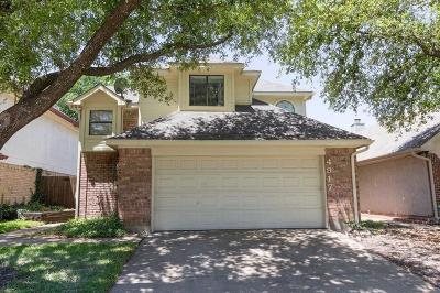Garland Residential Lease For Lease: 4917 Tree Top Lane