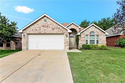 Fort Worth Single Family Home For Sale: 2712 Wakecrest Drive