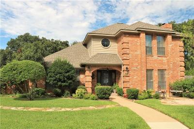 Arlington Single Family Home For Sale: 4802 Willow Bend Drive