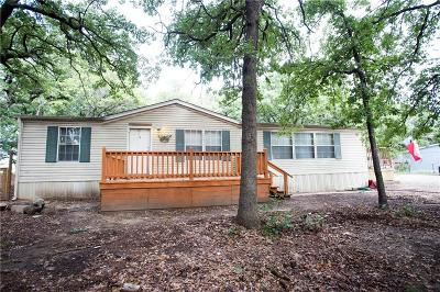 Weatherford Single Family Home Active Option Contract: 209 Finneyoaks Lane