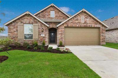 Forney Single Family Home For Sale: 1557 Ferguson Drive