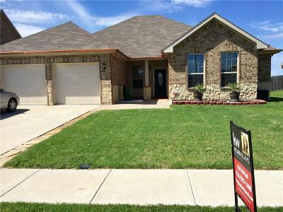 Waxahachie Single Family Home For Sale: 267 Saddlebrook Lane