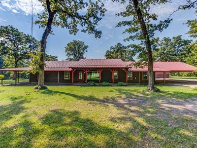 Tyler Single Family Home Active Contingent: 16890 County Road 3147