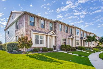Fort Worth Townhouse For Sale: 3012 Peyton Brook Drive
