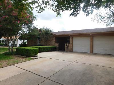 North Richland Hills Residential Lease For Lease: 7508 Jade Circle