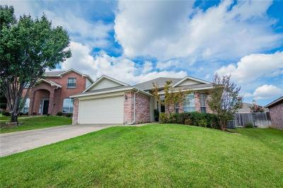 Fort Worth Single Family Home For Sale: 7805 Briarstone Court