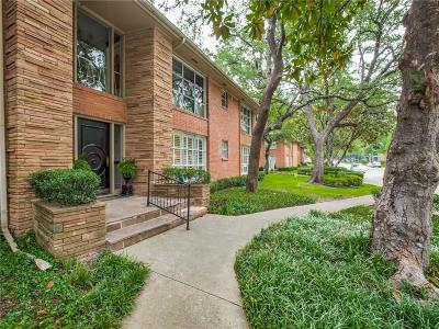 Dallas Condo For Sale: 6141 Bandera Avenue #6141B