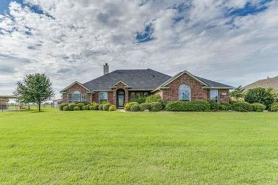 Crowley Single Family Home Active Option Contract: 1909 Longhorn Trail