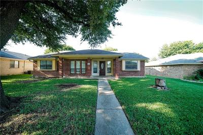 Plano Single Family Home For Sale: 1321 Glyndon Drive