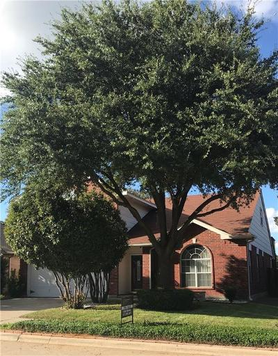 Single Family Home For Sale: 4323 Quail Field Drive