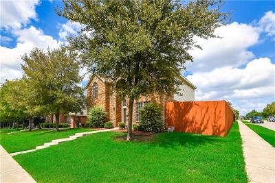 Frisco Single Family Home For Sale: 9716 Spring Drive