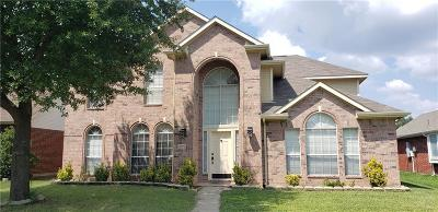 Garland Single Family Home For Sale: 2005 Brook Tree Drive
