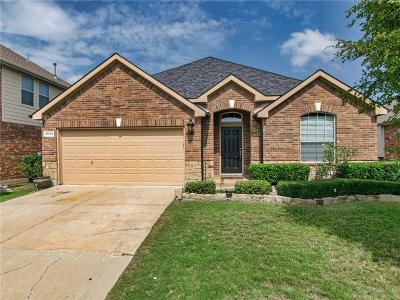 Little Elm Single Family Home For Sale: 2645 Calmwater Drive