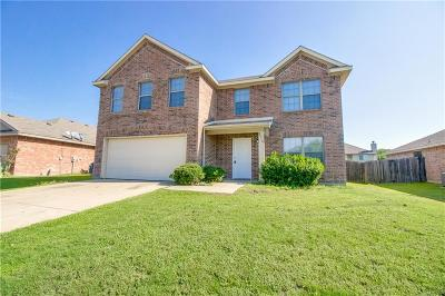 Seagoville Single Family Home For Sale: 2910 Highland Meadows Drive