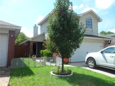 Grand Prairie Single Family Home Active Option Contract: 815 Prairie Creek Drive