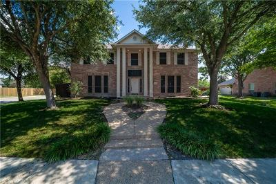 Rowlett Single Family Home For Sale: 5510 Luna Drive