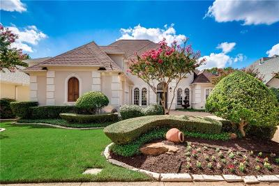 Colleyville Single Family Home For Sale: 1005 Lakeridge Court