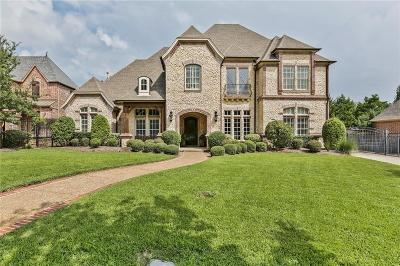 Southlake Single Family Home For Sale: 642 Castle Rock Drive