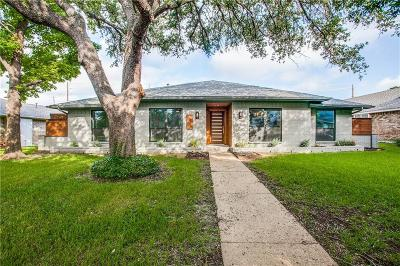 Single Family Home For Sale: 6605 Fernshaw Drive